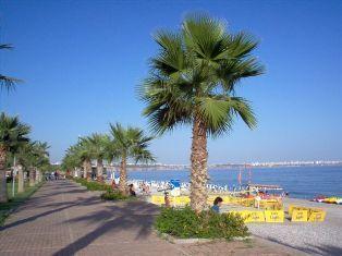 Пляж в Анталии Отдых и Рейки
