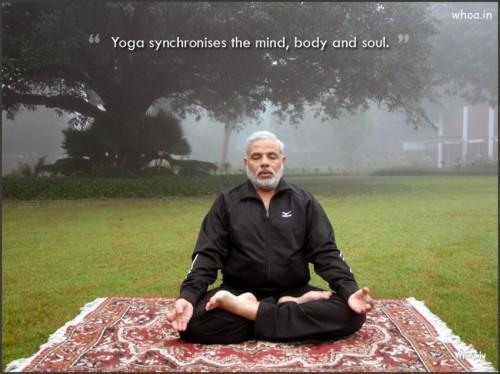 21 июня международный день йоги нарендра моди